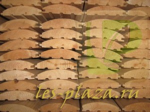 Блок хаус из лиственницы