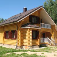 Преимущества постройки деревянных домов